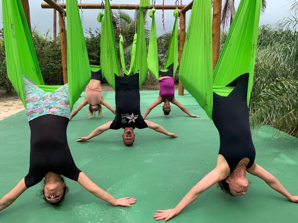 Antigravity Yoga Retreat Xaina